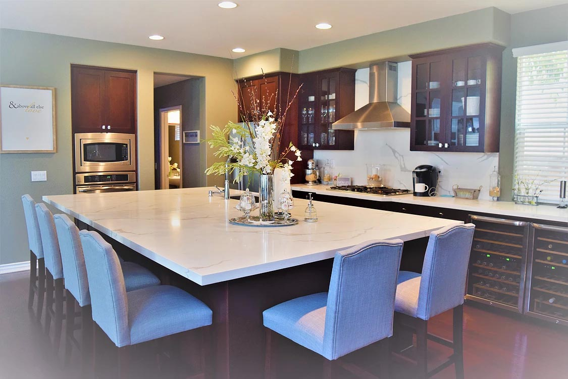 kitchen remodeling in San Jose CA