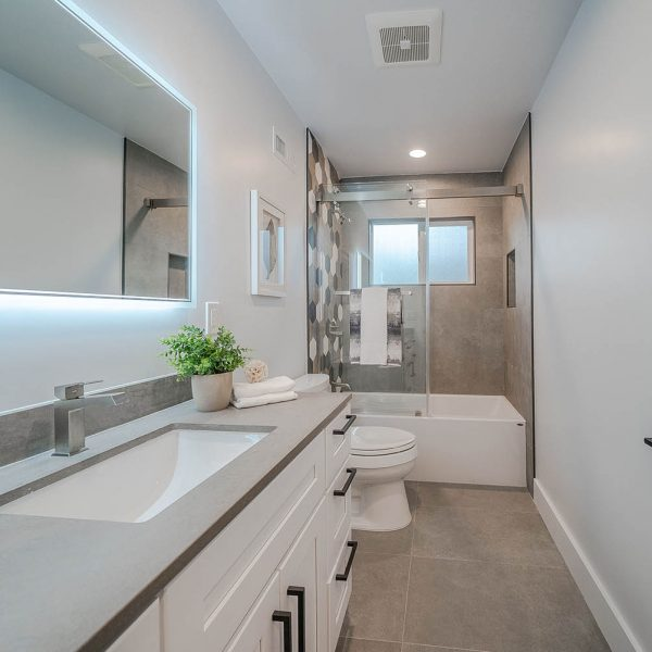 Bathroom remodeling in San Jose